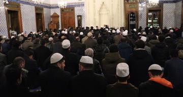 90 bin camide Mehmetçik için dua edildi