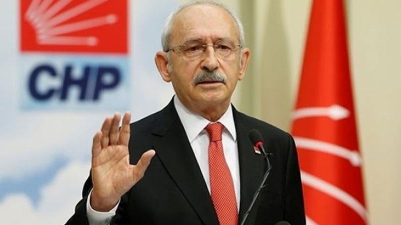 KILIÇDAROĞLU'NDAN PARTİ LİDERLERERİNE MEKTUP!
