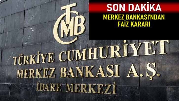 MERKEZ'DEN FAİZE BİR DARBE DAHA!