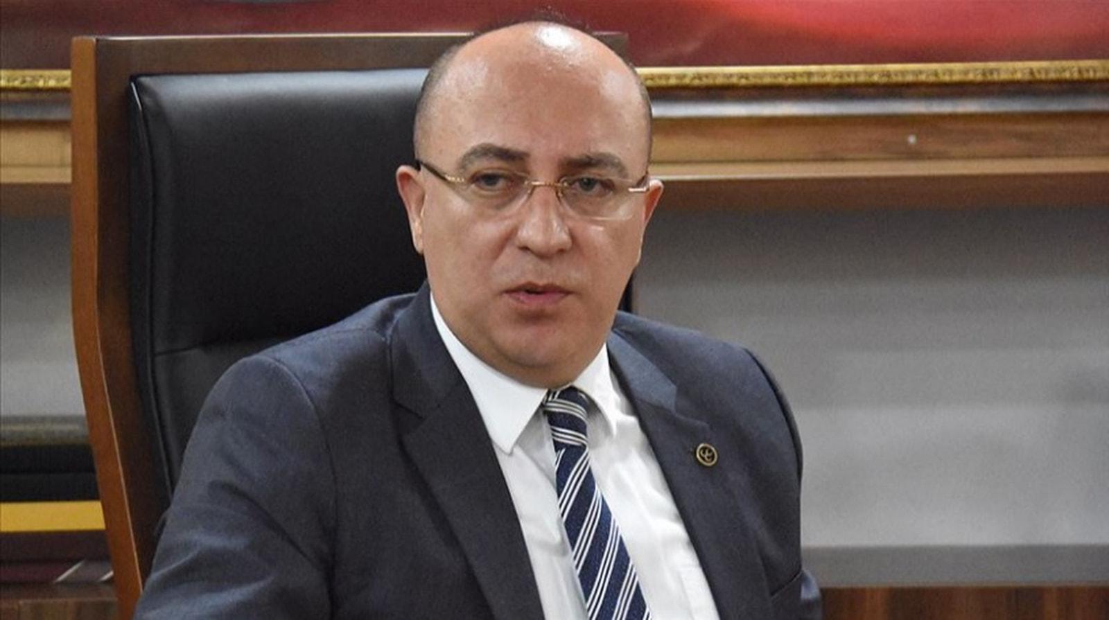 MHP'li Yönter: Özgür Özel siyasetin maskarasıdır!