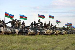 """Azerbaycan Savunma Bakanlığı:""""Ermeni askerler silahlarını bırakıp kaçtı!"""""""