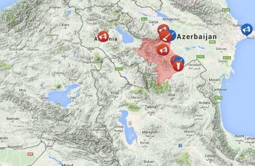 Azerbaycan, Talış köyü çevresindeki stratejik noktaları Ermeni güçlerden temizledi