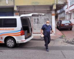 Samsun Büyükşehir Belediyesi ile sofralar boş kalmıyor