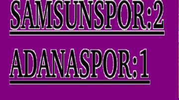 SAMSUNSPOR DOLU DİZGİN-2.1