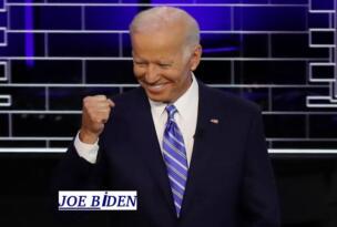 Joe Biden,resmen A.B.D Başkanı