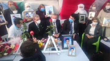 Demokrat Parti, Diyarbakır Annelerini ziyaret etti