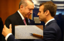 Makron Erdoğan'a Mektup Gönderdi