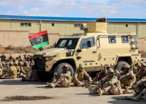 Libya Ordusu uyardı! Hafter'in Ülkeyi terk etmesi gerekir.