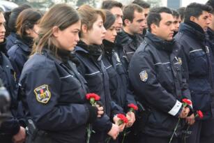 Giresun Emniyet Müdürü Aktaş, kadın polislerin gününü kutladı