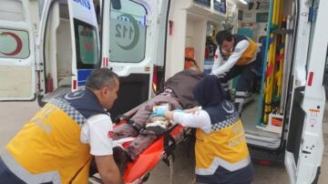 Samsun İlkadım da silahlı saldırı: 1 yaralı
