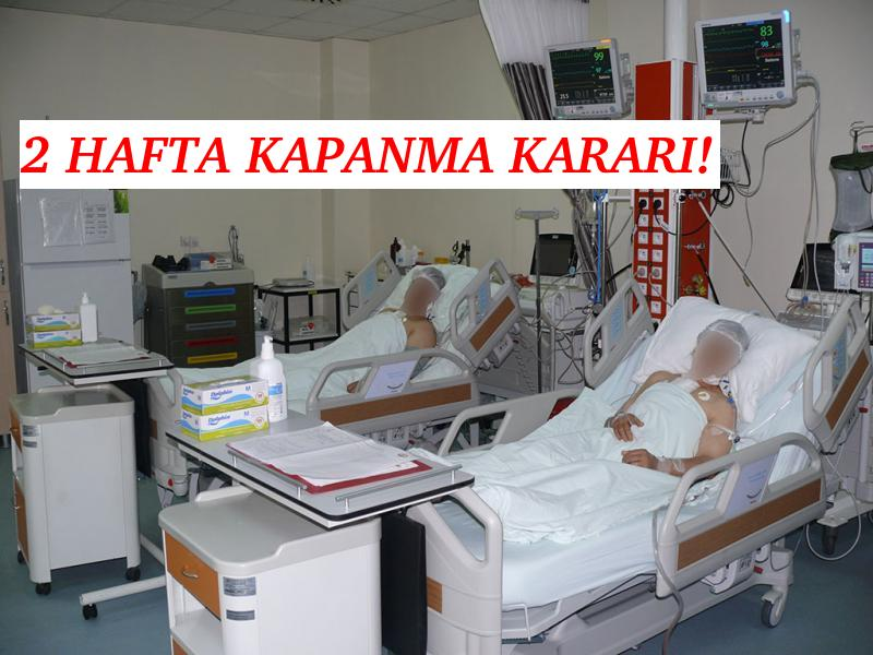 RAMAZAN'DA,2 HAFTA KAPANMA KARARI GELDİ!
