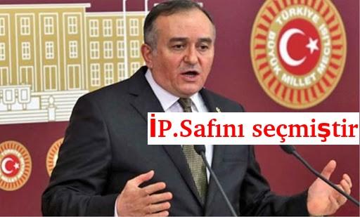 Erkan Akçay: İYİ Parti safını seçmiştir!