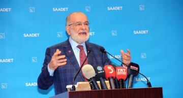"""KARAMOLLAOĞLU:""""DEMİRTAŞ VE KAVALA"""" SERBEST BIRAKILSIN!"""